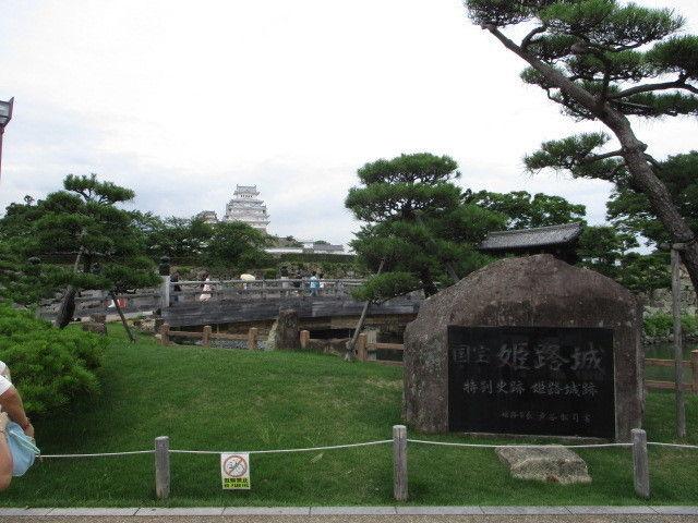 歴史ある姫路城と城下町を歩く