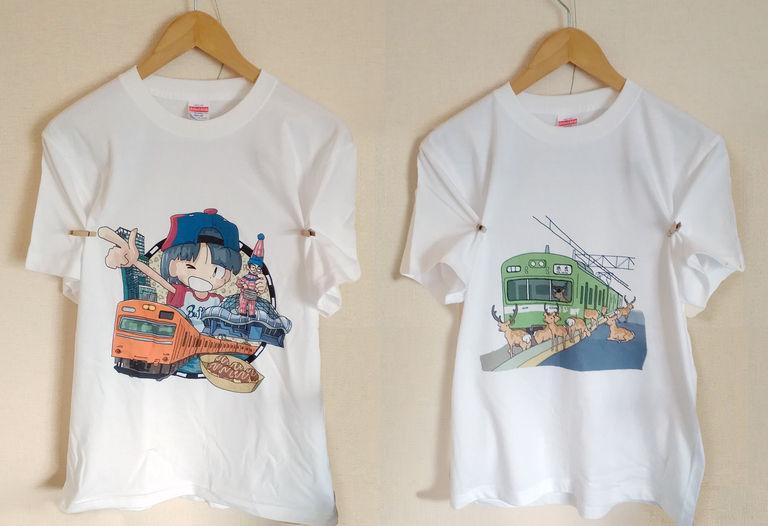 Tシャツ印刷サービスを使ってみた話