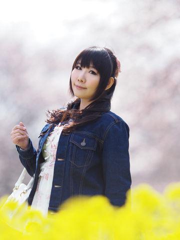 桜ポートレート♪