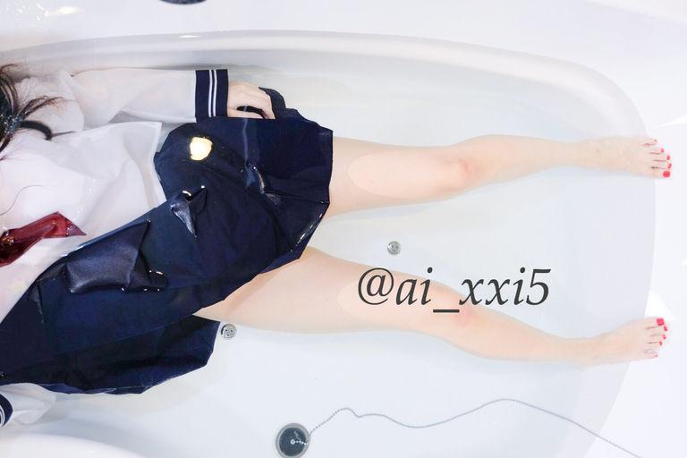 濡れセーラー服2