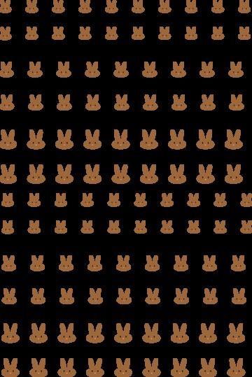 ぬいぐるみ_ドール服用アイロンプリント素材 「ふかみちゃんの私服のうさぎ」(進行豹