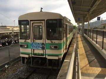 日本最短のローカル線 紀州鉄道を行く