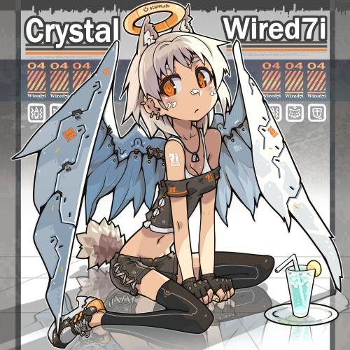 4thCD「Crystal」
