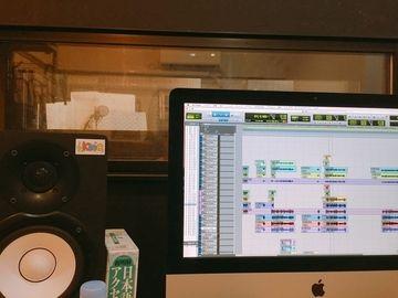 新曲の進捗