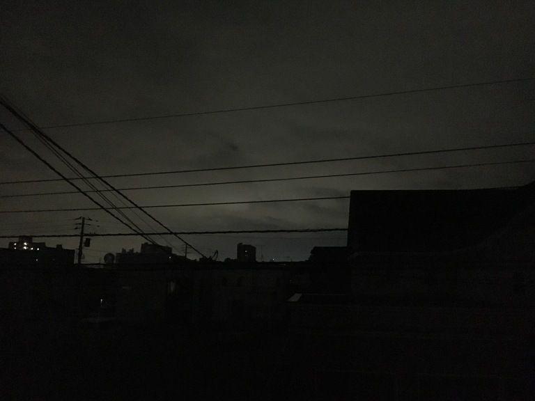 北海道地震サバイバル手記