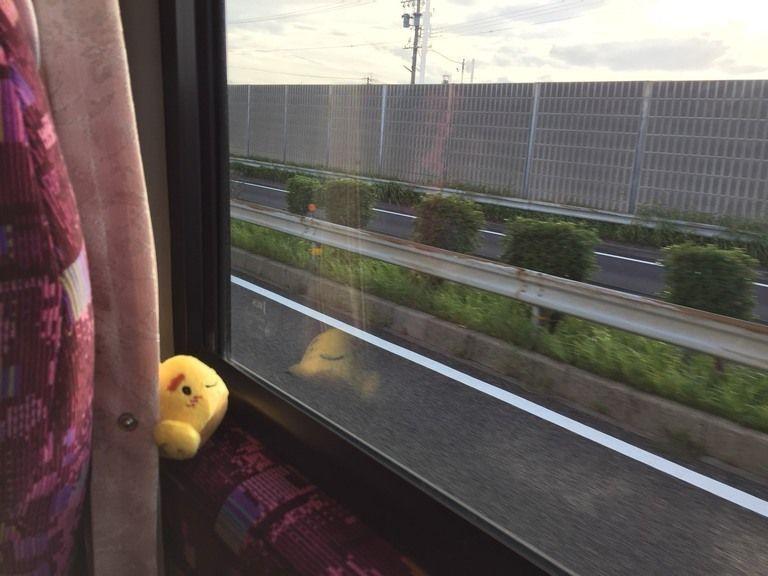 東海旅行と地震(前編)