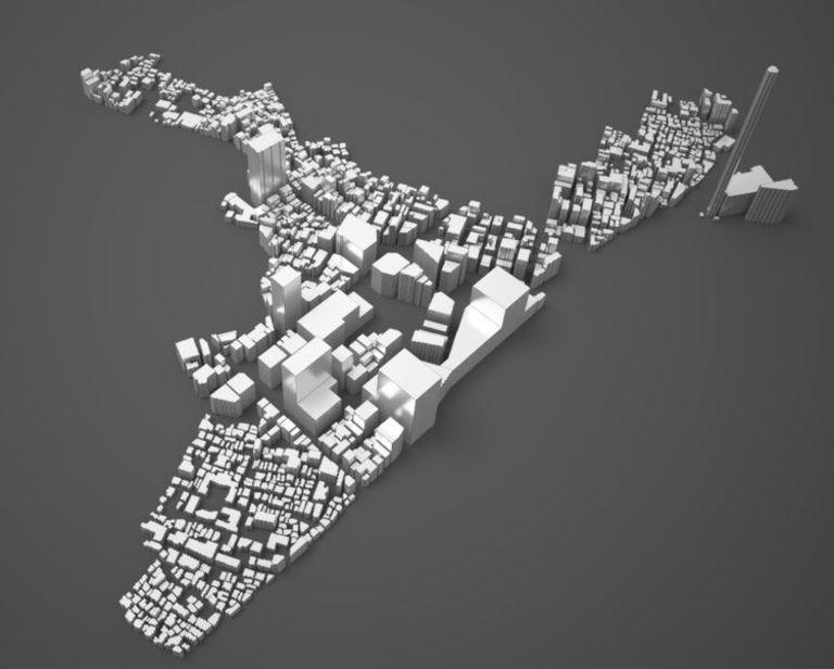 【ゲーム制作】エリアマップを作り始める