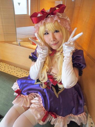 10月限定未公開分紫様画像
