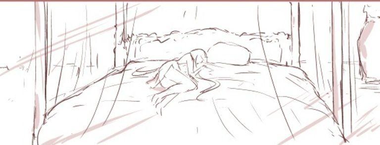 【連載】黒のリーマンと氷城の銀華姫 #50