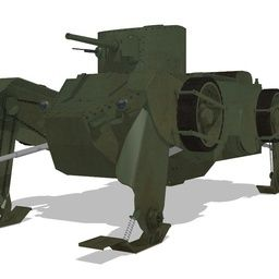 【戦駟開発計画】BT-2快速戦駟