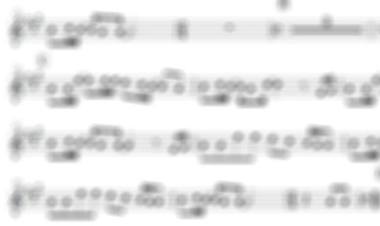 楽譜2018年11月