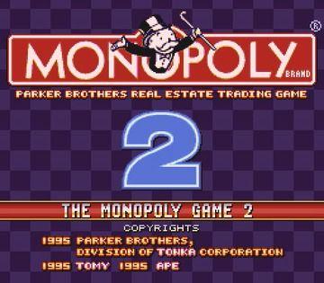 モノポリー2実況プレイがなぜか始まりました!