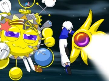 復活!伝説のスターブロブ2のOPアニメ