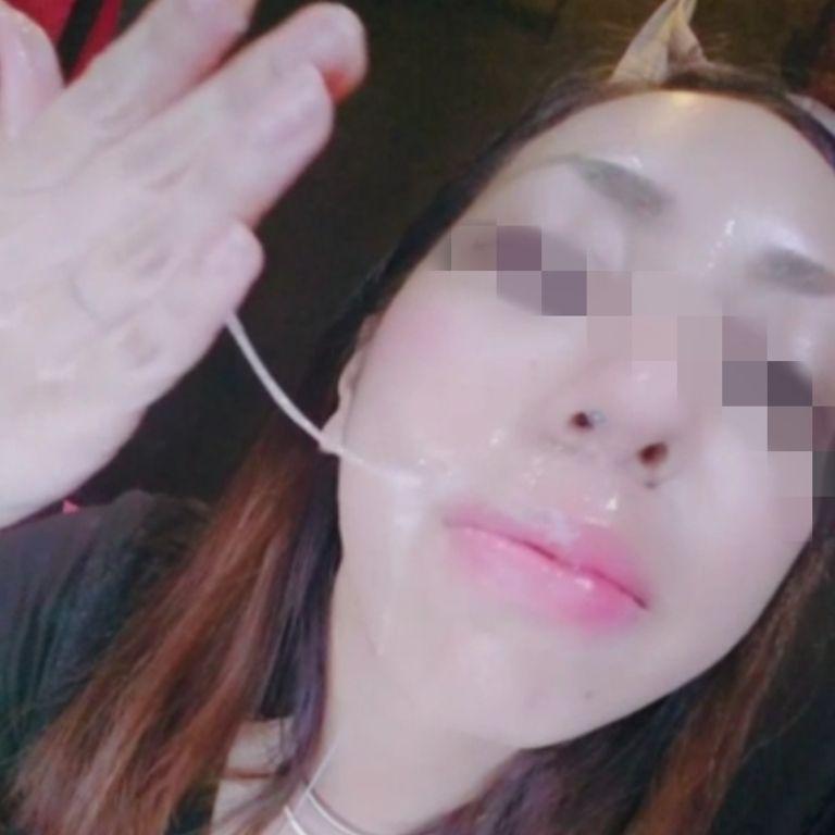 【唾液・鼻フェチ】LiSA1