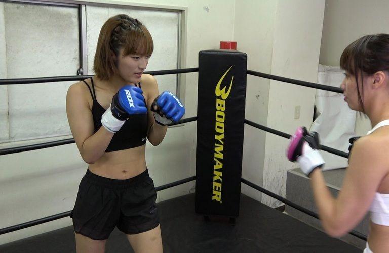 悶絶総合格闘技003 愛里るいvs佐久間恵美  Agony Mixed Martial Arts 003 Rui Airi vs Emi Sakuma