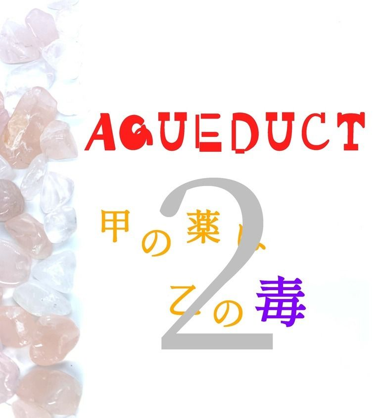 AQUEDUCT 甲の薬は乙の毒 2