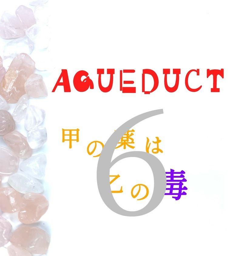 AQUEDUCT 甲の薬は乙の毒 6