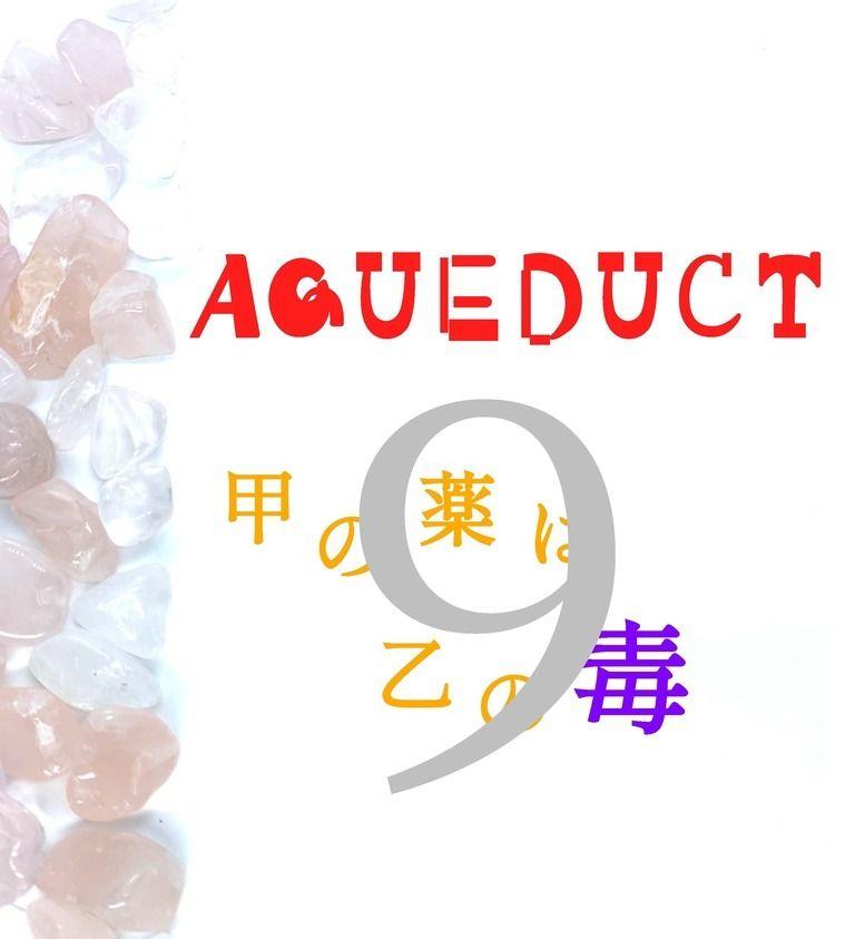 AQUEDUCT 甲の薬は乙の毒 9