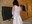 ミニのウェディングドレス風コスプレA1