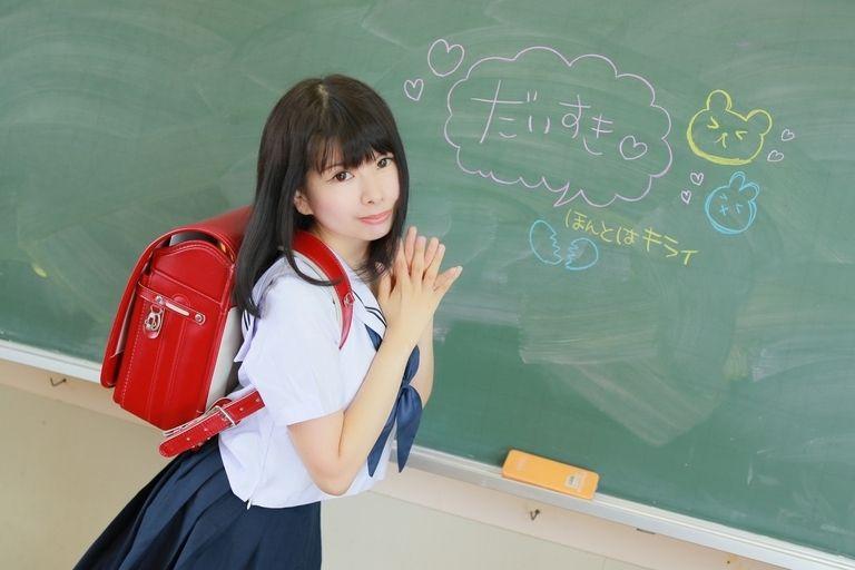 学校だいすき!