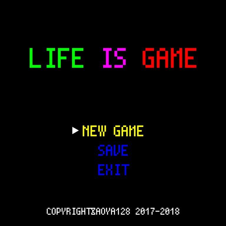 LIFE IS GAME - EP