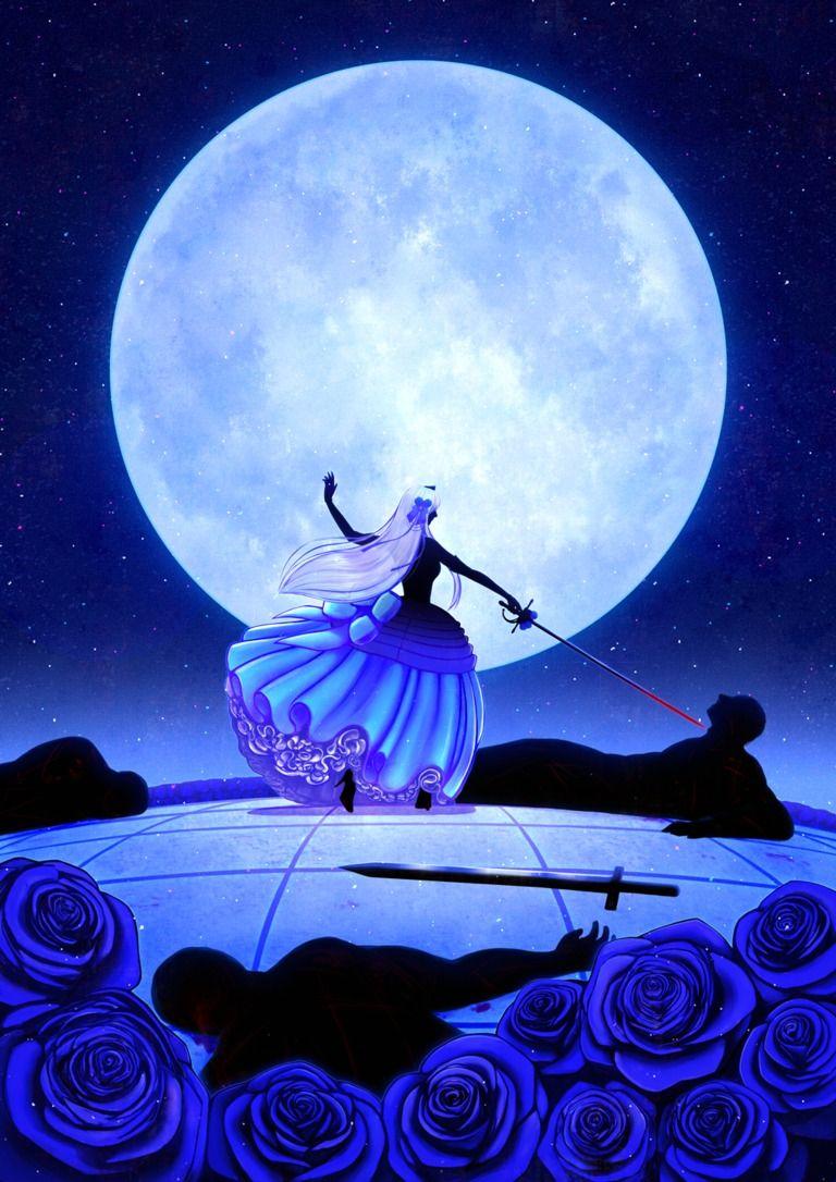 ep1-2_Art1_高解像度イラスト【青薔薇姫のレイピア ~花に摘まれた暗殺者たち~ 】