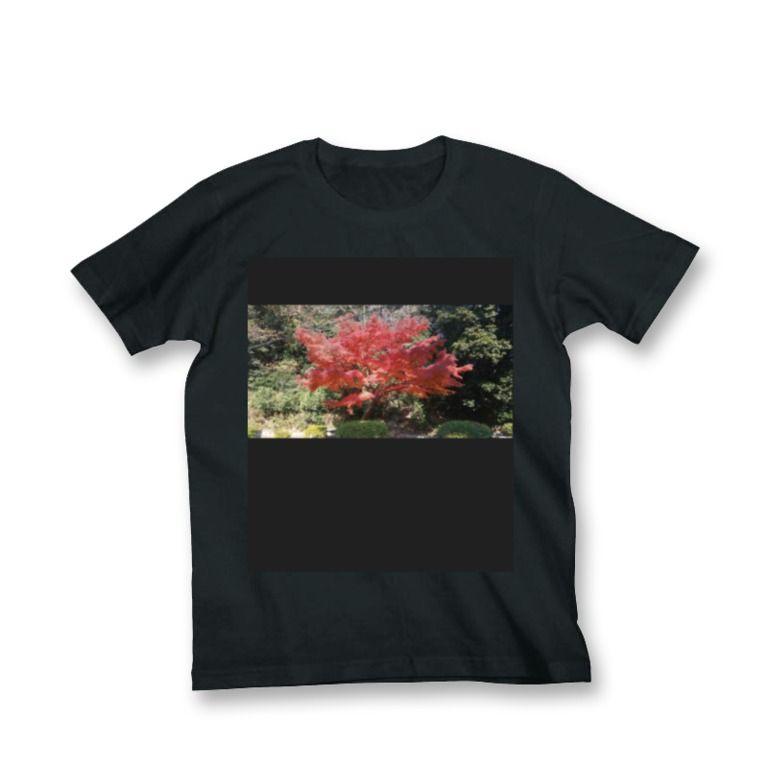 紅葉Tシャツ