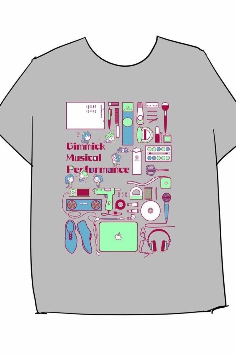 New!GMPデザインTシャツ