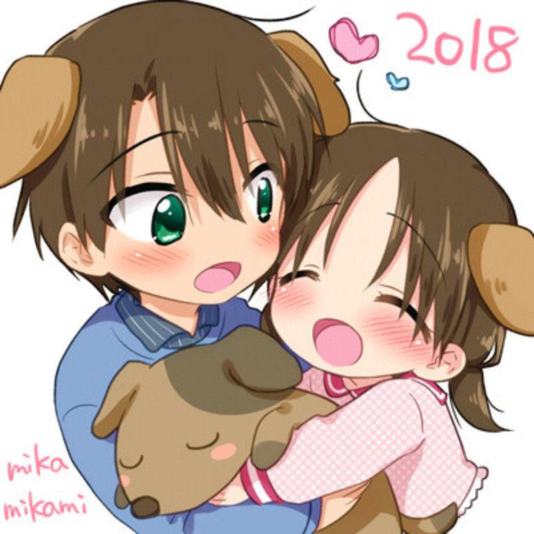 2019年賀状おとどけ!
