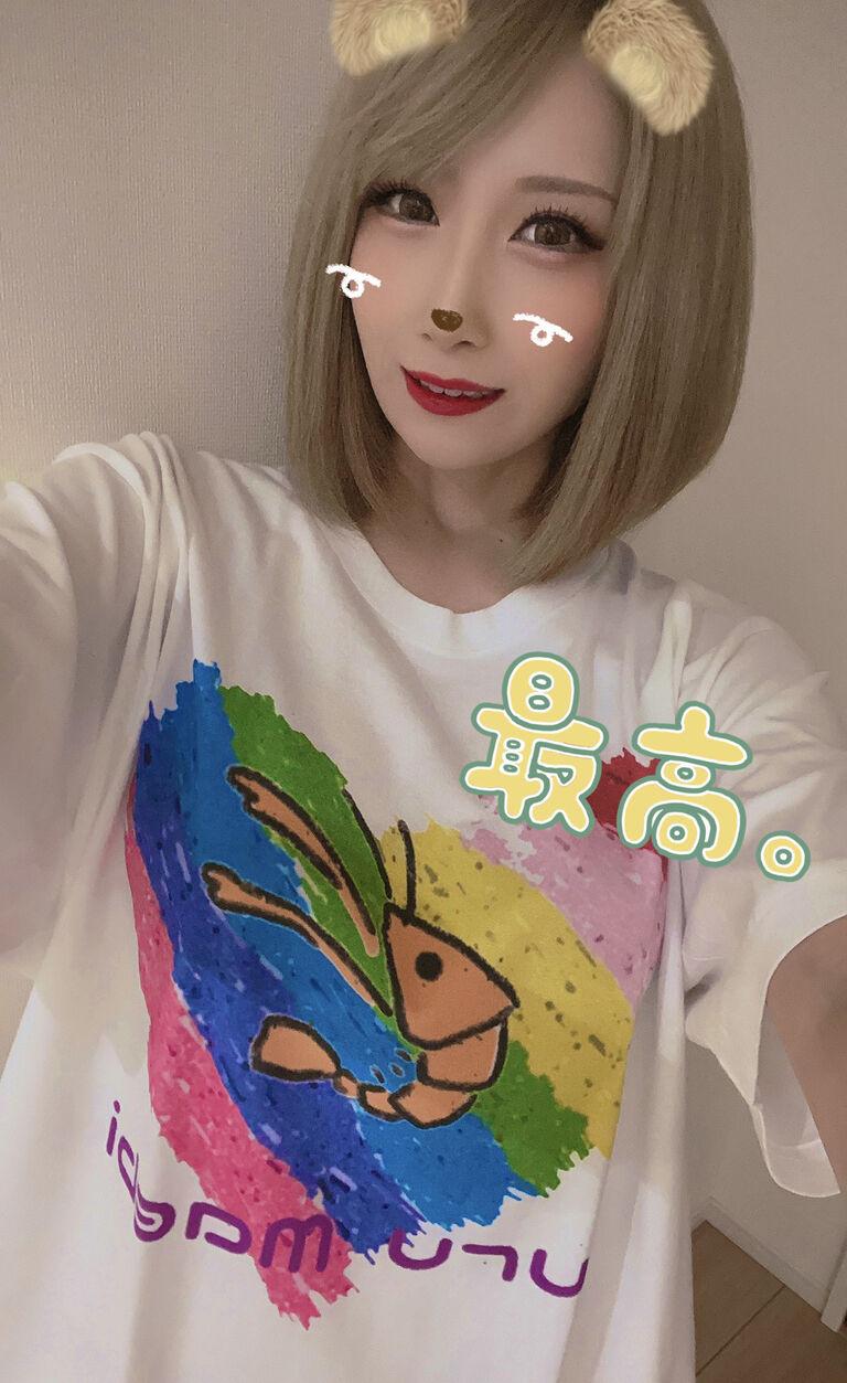 オリジナルTシャツ 白