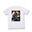 そよぎくのお尻Tシャツ(WHITE/S size)