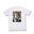 そよぎくの腹筋Tシャツ(WHITE/M size)
