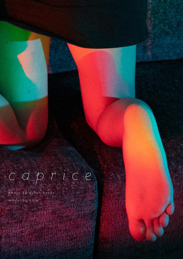 写真集「caprice」 - hina