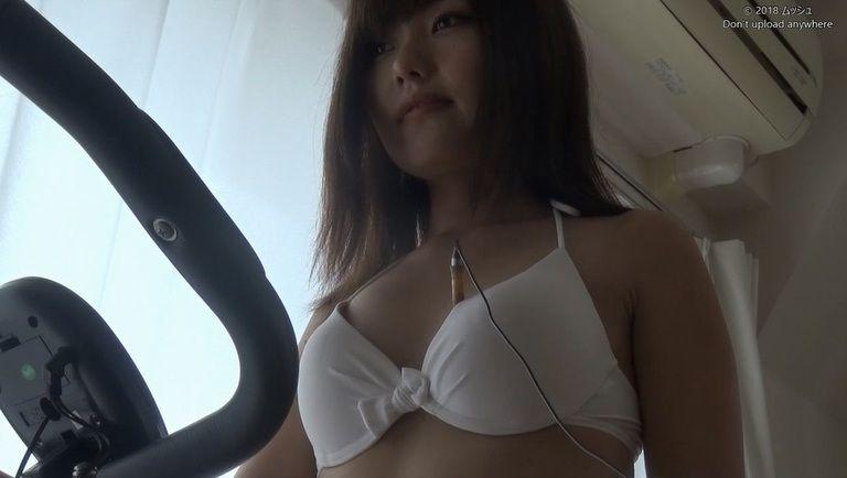 20歳 百合木美怜さんの心音集(水着Ver)Vol.3