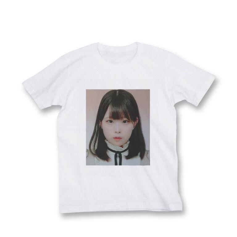 推しの証明写真Tシャツ(2021年7月1日ver)