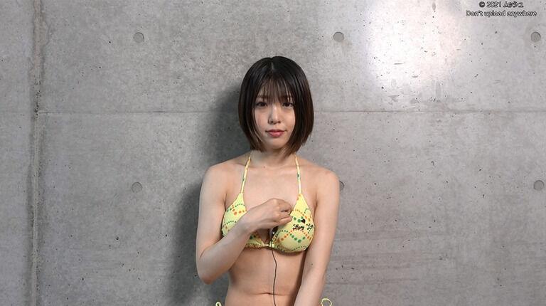 29歳 白石みずほさんの心音集(水着Ver)Vol.1