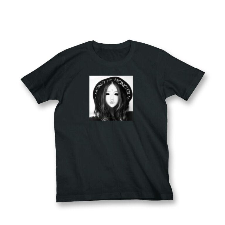 size:L 加工女子Tシャツ