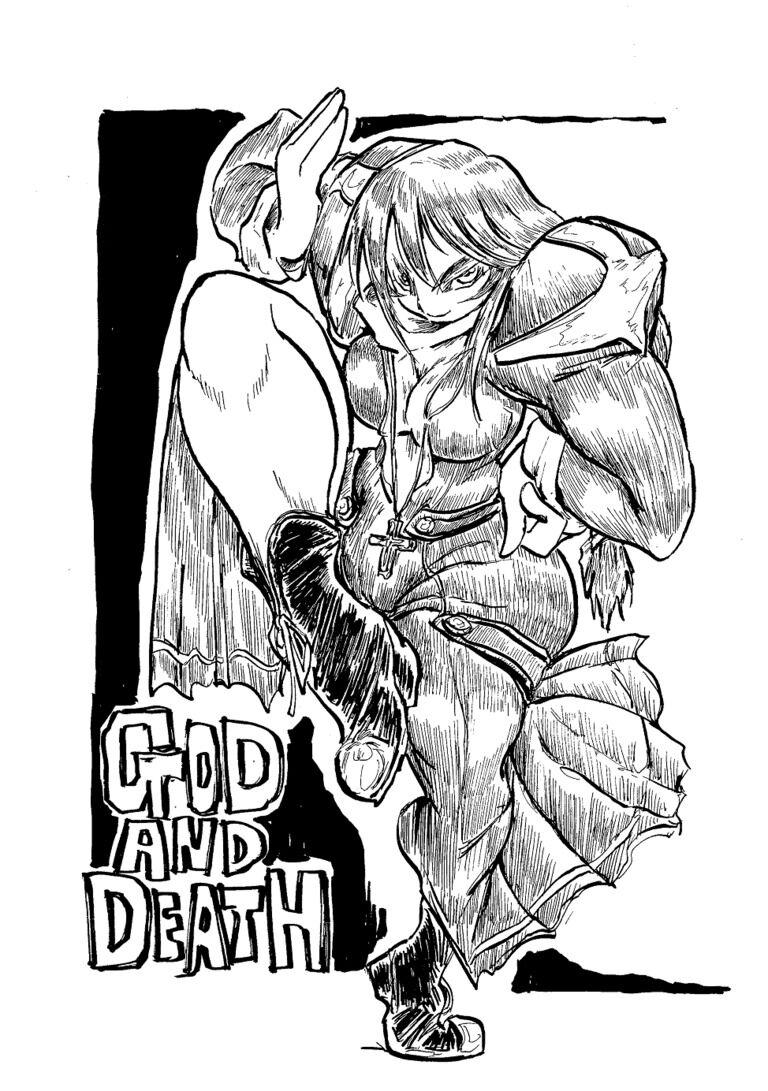 【GOD AND DEATH】