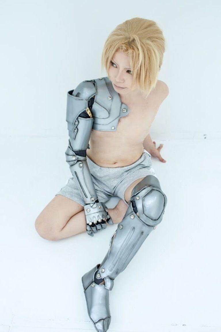 鋼の錬金術師コスプレ写真集