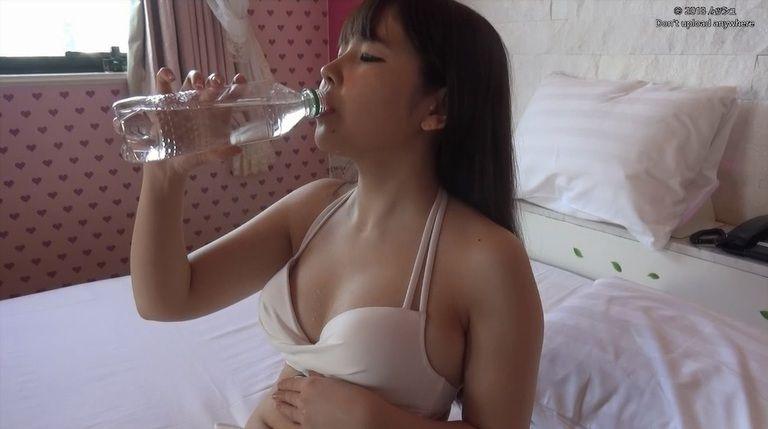 24歳 つばきさんの胃腸音集(水着Ver)Vol.1
