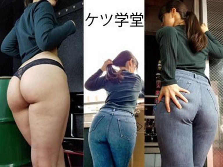 【DL版】ユウ  撮りおろ尻ムービー むちフェス04