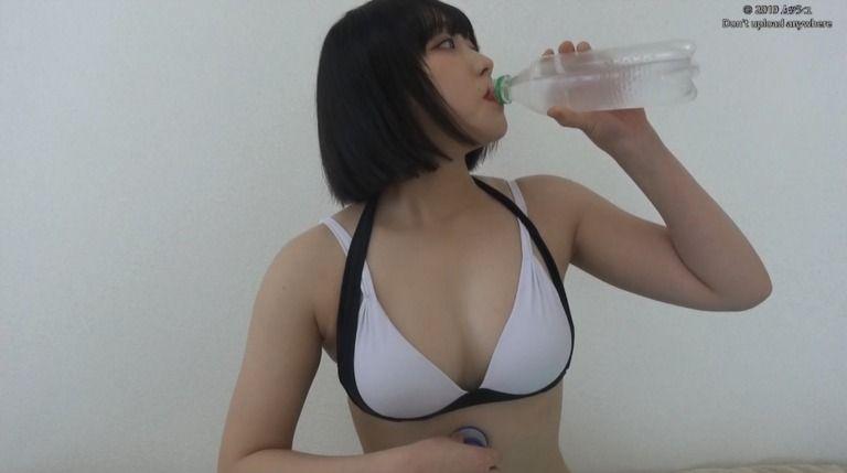 20代 Aristasyさんの胃腸音集(水着Ver)Vol.2