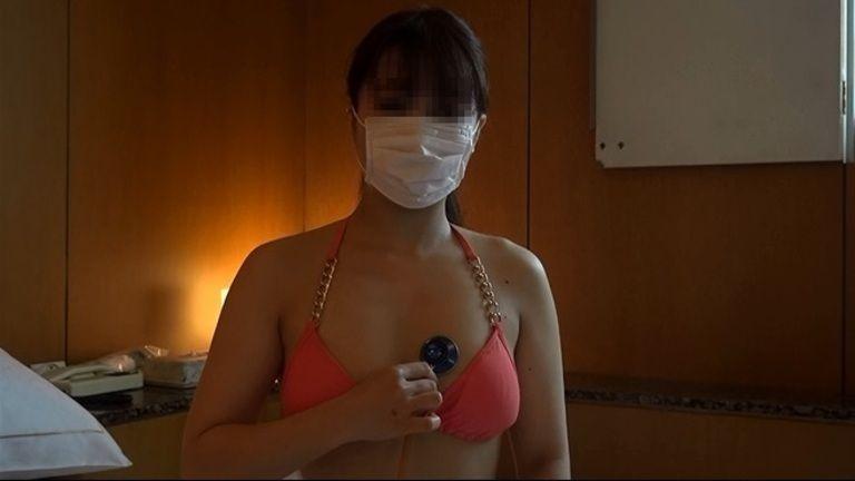 27歳 ゆみさんの心音集(水着Ver)Vol.1