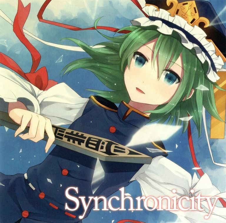 東方Projectエレクトロボーカルアレンジアルバム「Synchronicity」