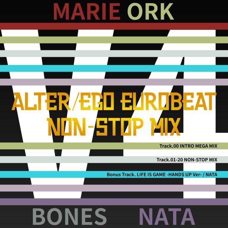 Alter Ego EUROBEAT VOL.4 NON-STOP MIX