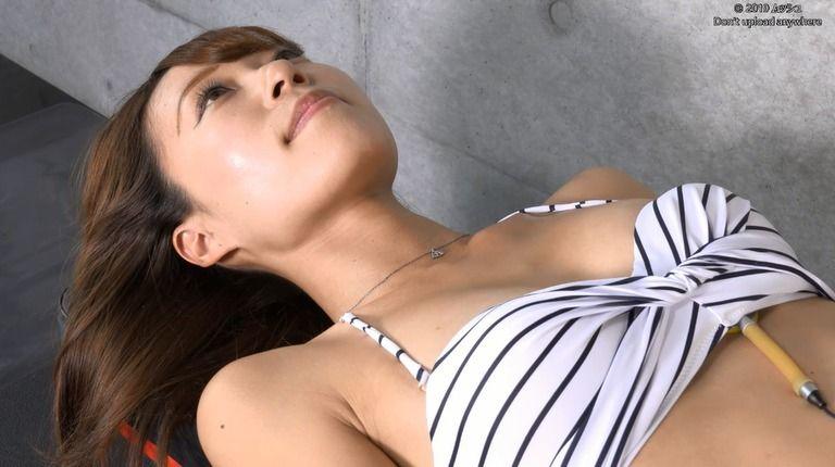 25歳 華月咲さんの心音集(水着Ver)Vol.2