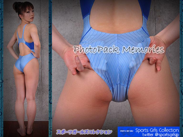 PhotoPack Memories 001 競泳水着