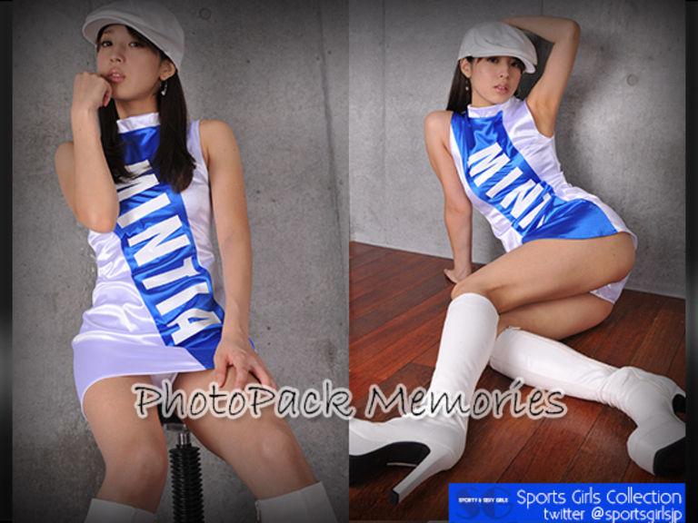 PhotoPack Memories 005 キャンペーンガール