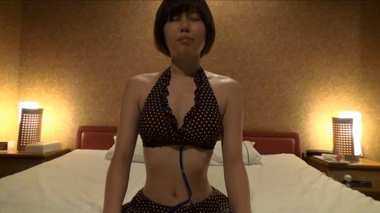 23歳 社会人あゆみさんの心音集(水着Ver)Vol.3