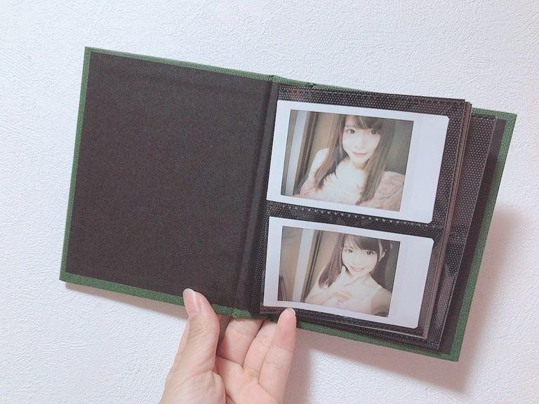チェキ帳(緑)